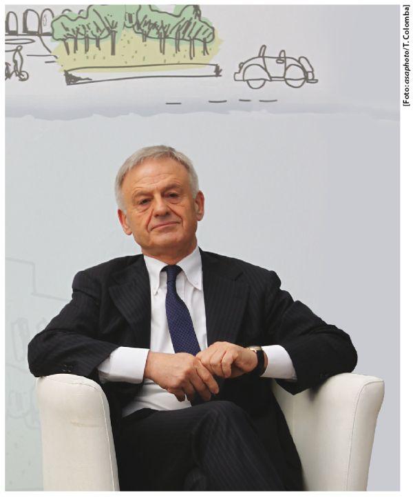 Ministro Corrado Clini