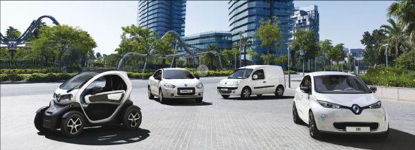 Renault auto elettriche 600k
